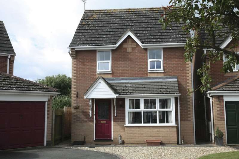 3 Bedrooms Detached House for sale in Old Chapel Road, Skellingthorpe, Lincolnshire, LN6