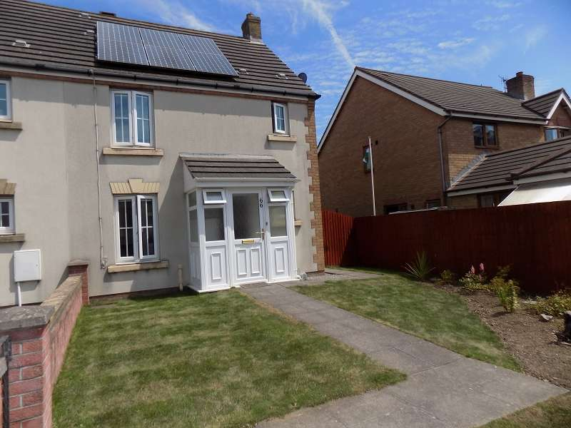 3 Bedrooms End Of Terrace House for sale in Mariners Quay, Aberavon, Port Talbot, Neath Port Talbot. SA12 6AN