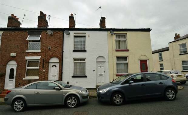 2 Bedrooms Terraced House for sale in Paradise Street, Macclesfield, Cheshire