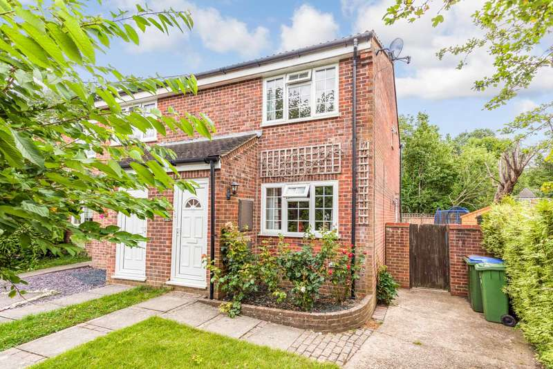 2 Bedrooms End Of Terrace House for sale in Timbermill, Southwater