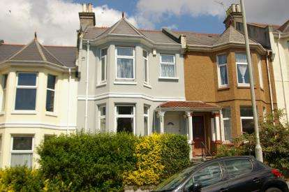 4 Bedrooms Terraced House for sale in Stoke, Plymouth, Devon