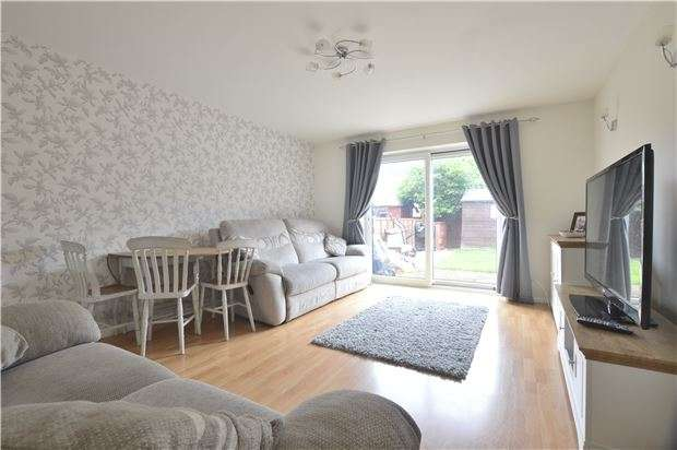 2 Bedrooms Terraced House for sale in Wheatstone Close, Northway, TEWKESBURY, Gloucestershire, GL20 8UA