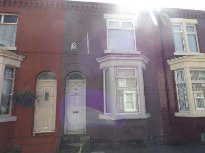 3 Bedrooms Terraced House for sale in Eton Street, Liverpool, Merseyside, L4