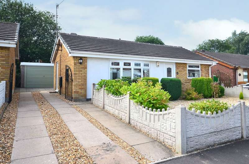 2 Bedrooms Bungalow for sale in ****NEW**** Rustington Avenue, Weston Coyney, ST3 5TS