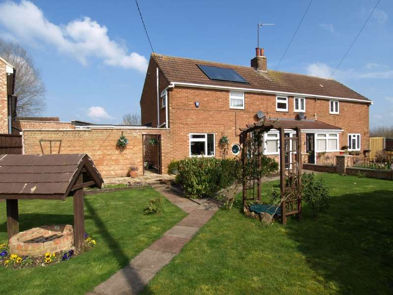3 Bedrooms Semi Detached House for sale in Cranfield Road, Astwood, Newport Pagnell