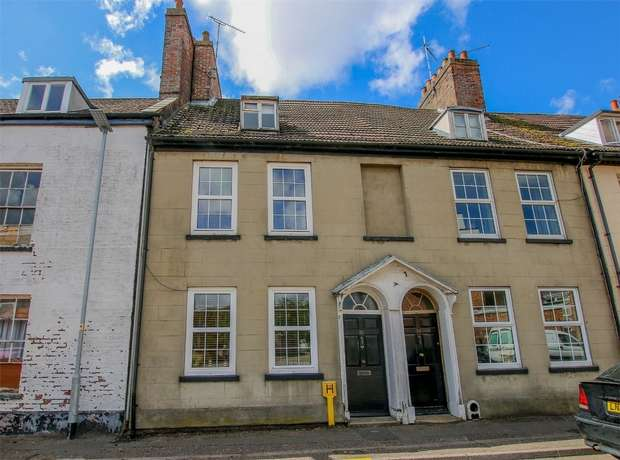 5 Bedrooms Terraced House for sale in 35 All Saints Street, King's Lynn