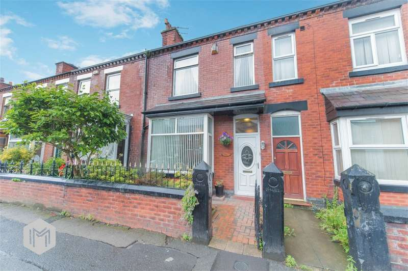 4 Bedrooms Terraced House for sale in Lord Street, Kearsley, Bolton, Lancashire