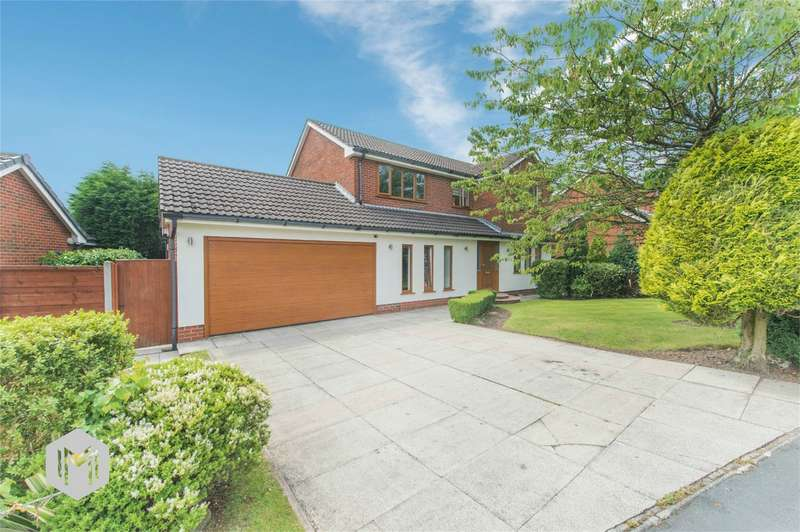 4 Bedrooms Detached House for sale in Brinksway, Heaton, Bolton, Lancashire