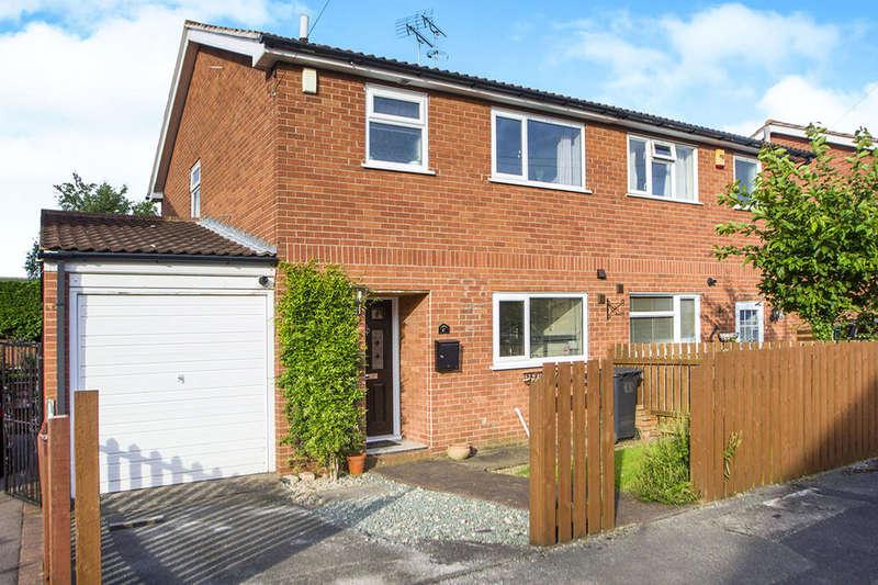 3 Bedrooms Semi Detached House for sale in Fair Lea Close, Long Eaton, Nottingham, NG10