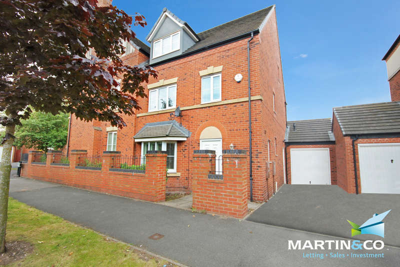 6 Bedrooms Semi Detached House for sale in Barrett Street, Smethwick, B66
