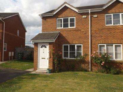 2 Bedrooms Semi Detached House for sale in Honey Way, Stockton-On-Tees, Stockton On Tees