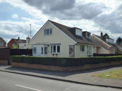 3 Bedrooms Bungalow for sale in Ivydale Road, Thurmaston, Leicester, Leicestershire