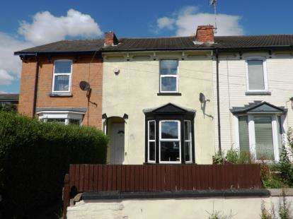 3 Bedrooms Terraced House for sale in Foss Bank, Lincoln, Lincolnshire