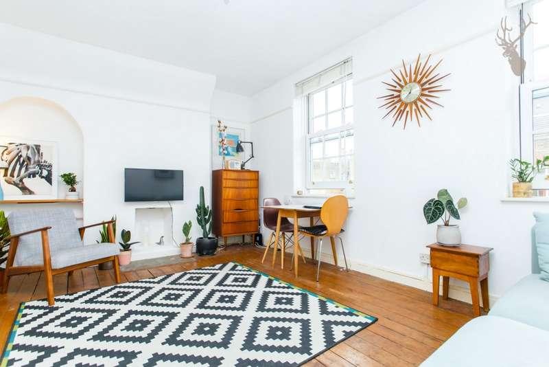 1 Bedroom Flat for sale in Tyler House, Brady Street, London, E1