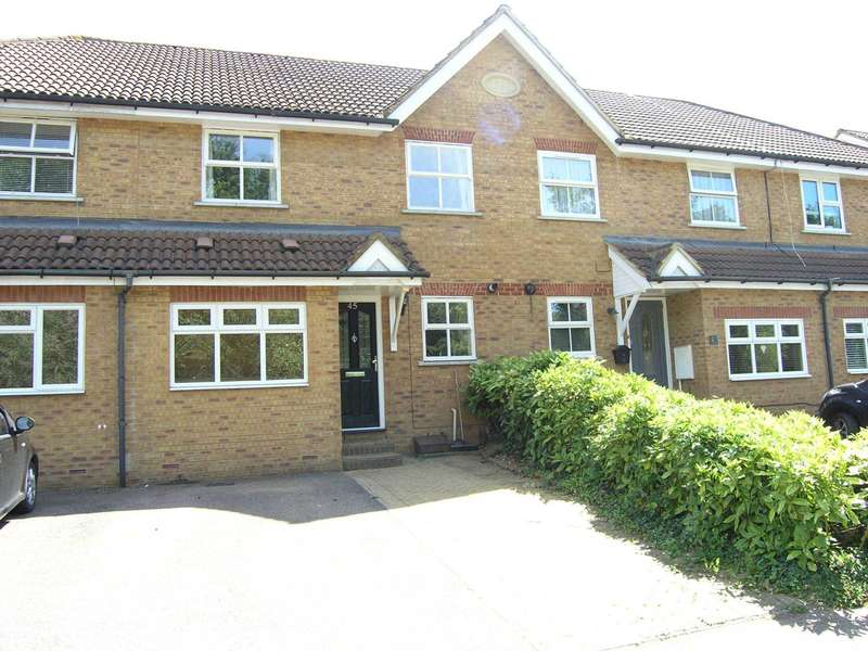 3 Bedrooms Terraced House for sale in Malden Fields, Bushey