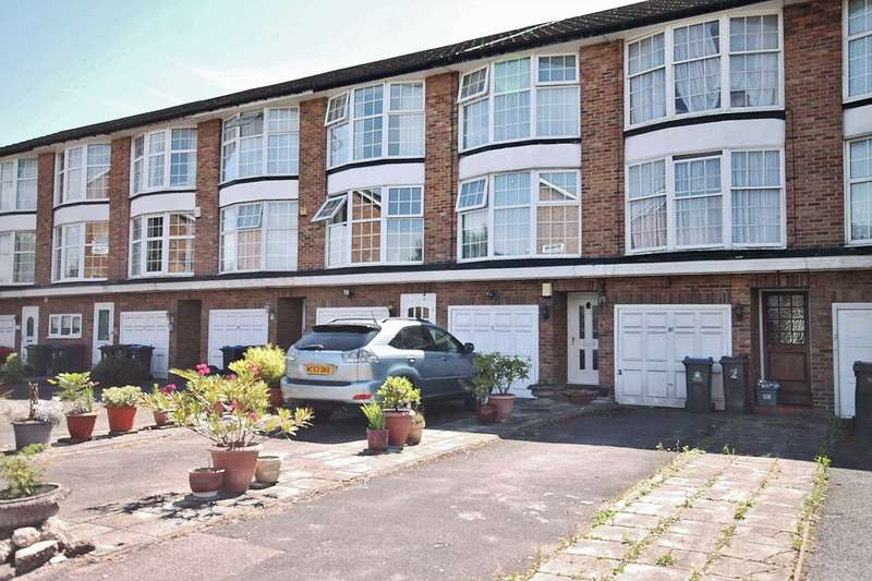 3 Bedrooms Terraced House for sale in St James` Close, New Malden
