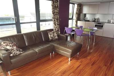2 Bedrooms Flat for rent in The Ropewalk, Nottingham, NG1 5DJ