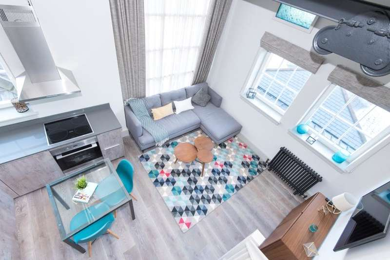 1 Bedroom Flat for sale in Dunstable Road, Richmond TW9