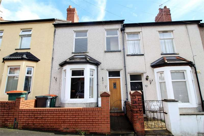3 Bedrooms Terraced House for sale in Carisbrooke Road, Newport, NP19