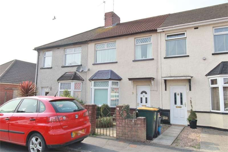 3 Bedrooms Terraced House for sale in Camperdown Road, Newport, NP19