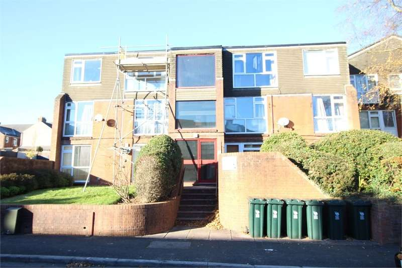 2 Bedrooms Flat for sale in Chapman Court, Penllyn Avenue, NEWPORT, NP20