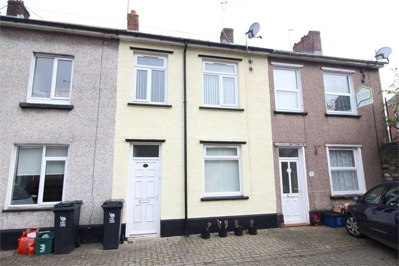 3 Bedrooms Terraced House for sale in Gloster Street, Newport, NP19