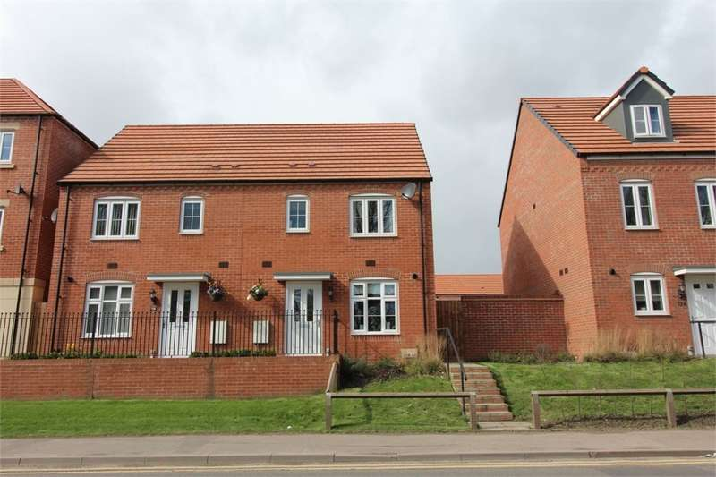 3 Bedrooms Semi Detached House for sale in Corporation Road, Lysaghts Village, Newport, NP19