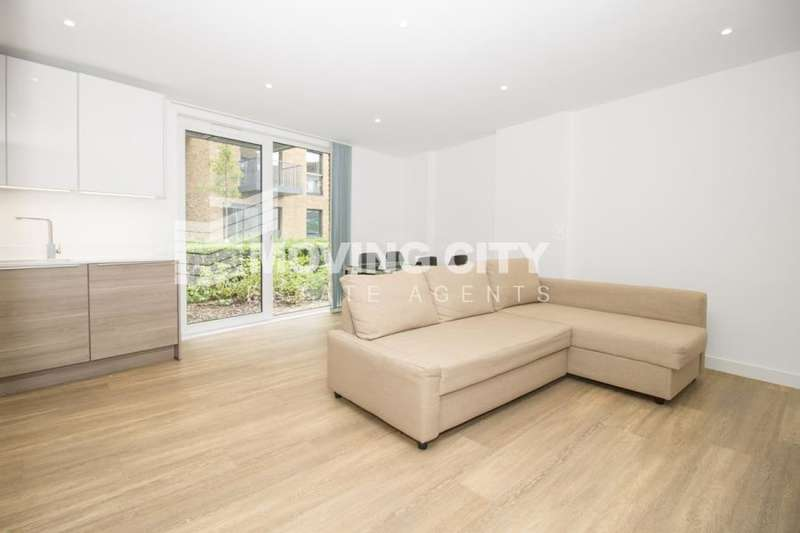 2 Bedrooms Apartment Flat for sale in Cleveley Court, Marine Wharf, SE16