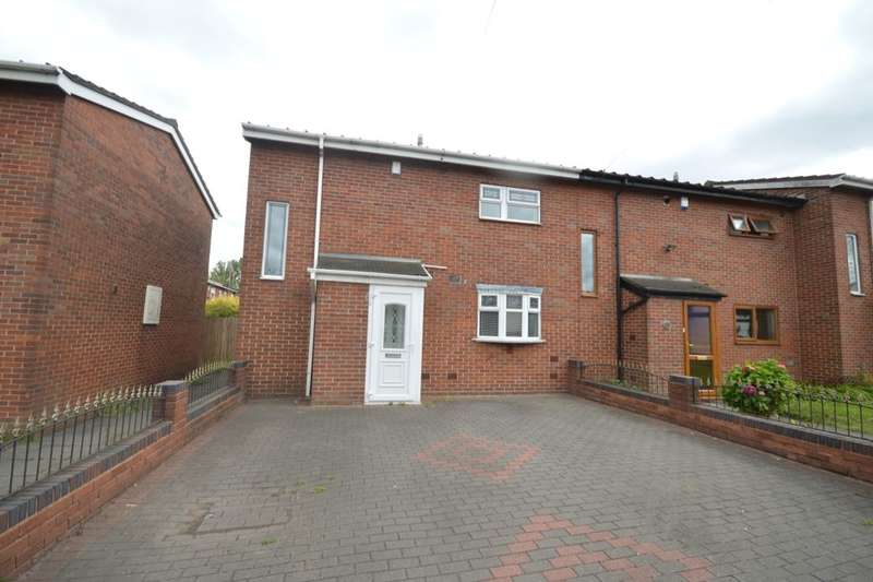 3 Bedrooms Semi Detached House for sale in Burnt Tree, Tipton, DY4