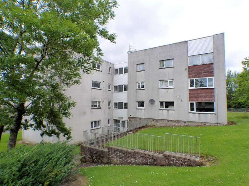 2 Bedrooms Apartment Flat for sale in Sandpiper Drive, Greenhills, EAST KILBRIDE