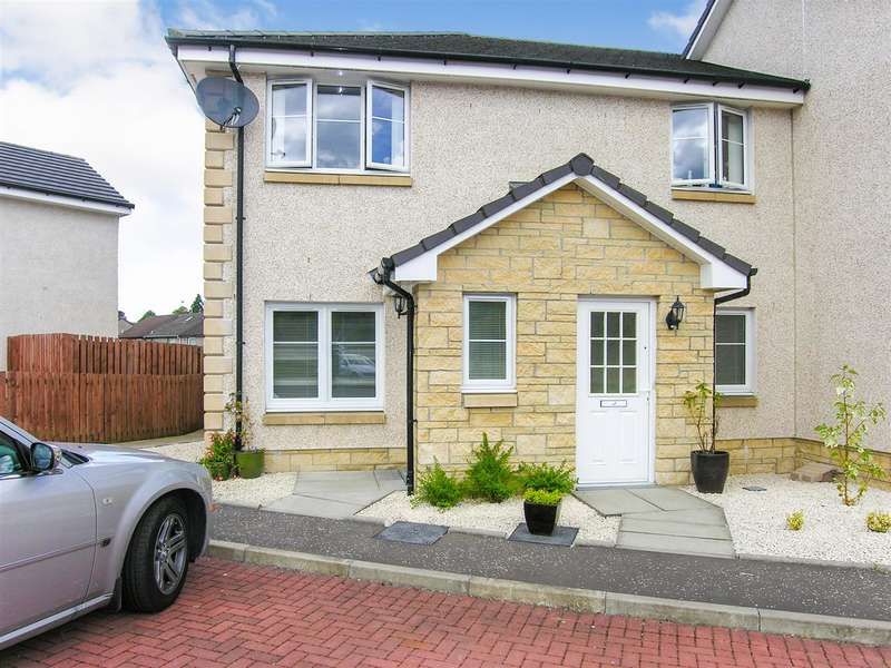 2 Bedrooms Apartment Flat for sale in Mckenna Avenue, Stoneywood, Denny