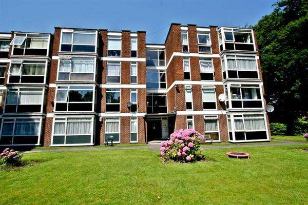 2 Bedrooms Apartment Flat for sale in Norfolk House, Salford