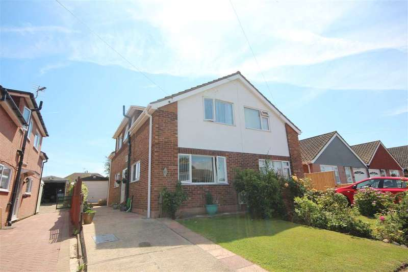 2 Bedrooms Semi Detached House for sale in Slade Road, Holland-On-Sea