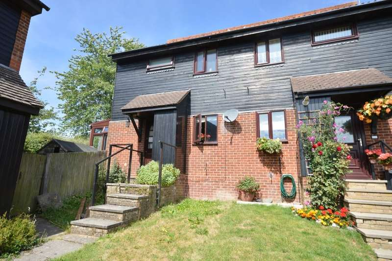 1 Bedroom Semi Detached House for sale in Kestrel Close, Winchester, SO22