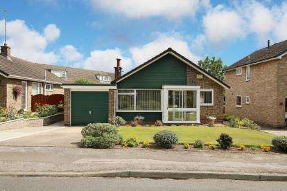 3 Bedrooms Bungalow for sale in Whiston Grange, Rotherham, South Yorkshire