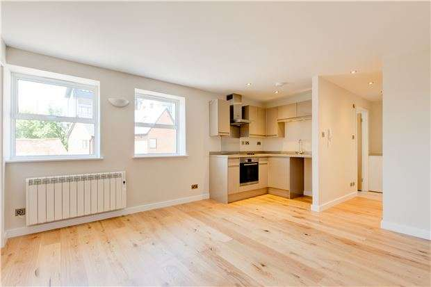 1 Bedroom Flat for sale in Bath Street, ABINGDON, Oxfordshire, OX14 3QH