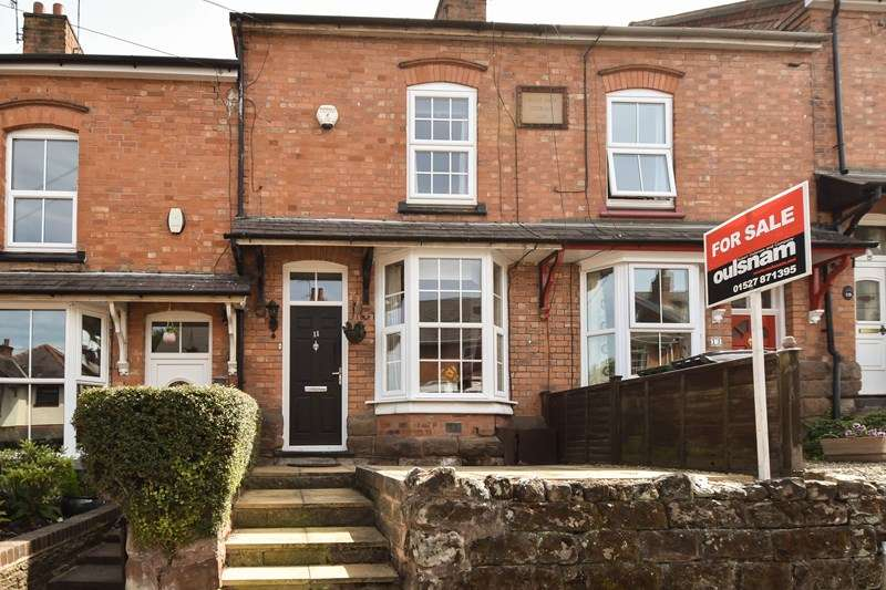 2 Bedrooms Terraced House for sale in Highfield Road, Bromsgrove