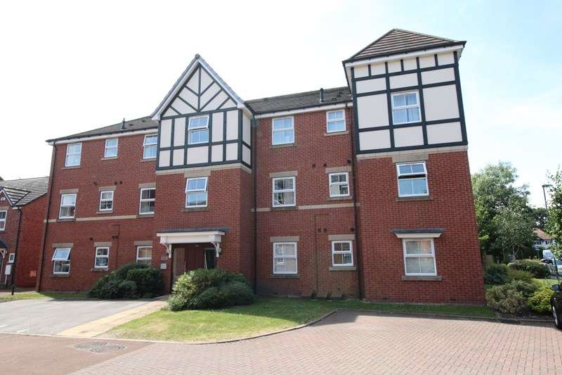 2 Bedrooms Flat for sale in Snitterfield Drive, Shirley, Solihull