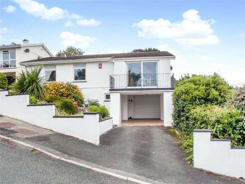3 Bedrooms Detached House for sale in Hendra Park, Launceston, Cornwall