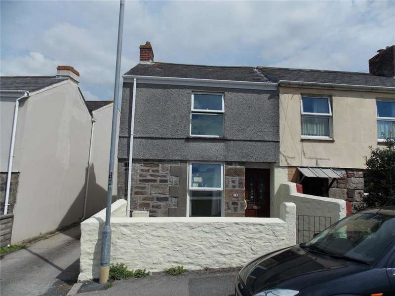 2 Bedrooms End Of Terrace House for sale in St Day Road, Redruth