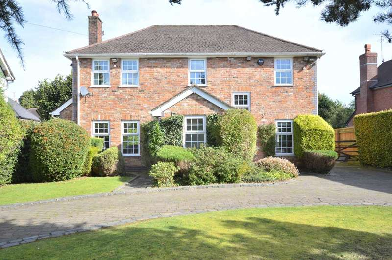 5 Bedrooms Detached House for sale in REGENT CLOSE, Bramhall