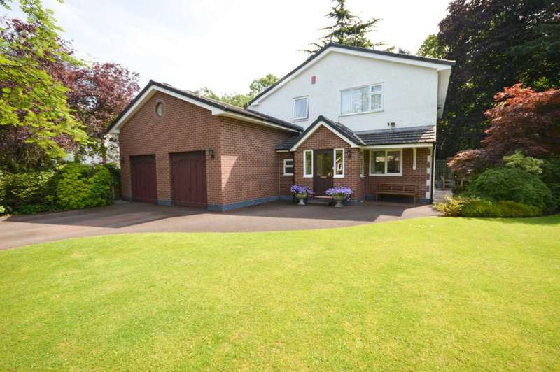 5 Bedrooms Detached House for sale in THE DINGLE, Bramhall