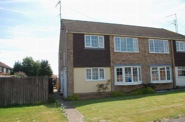 2 Bedrooms Maisonette Flat for sale in Stoneleigh Chase, Duston, Northampton NN5 6DB