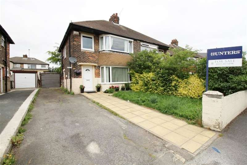 3 Bedrooms Semi Detached House for sale in Calverley Moor Avenue, Pudsey, LS28 8EL
