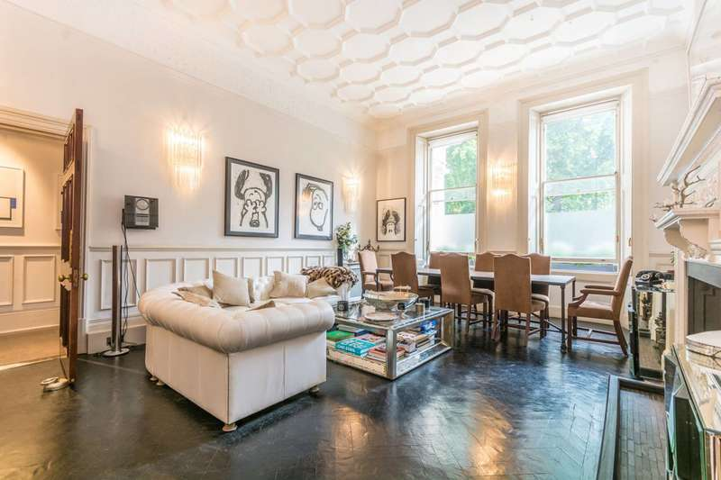 2 Bedrooms Flat for sale in Sussex Gardens, Hyde Park Estate, W2
