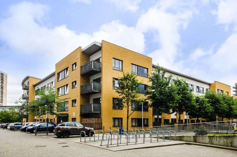 2 Bedrooms Flat for sale in Claremont Street, Greenwich, SE10