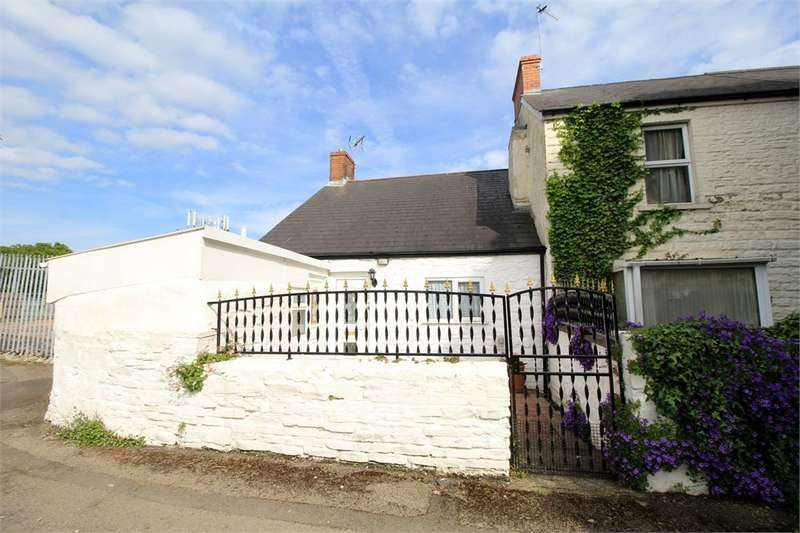 2 Bedrooms Cottage House for sale in Cromwell Road, NEWPORT, NP19