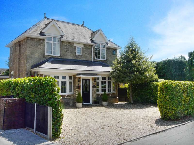 4 Bedrooms Detached House for sale in Orchard Road, Melbourn, Royston, SG8