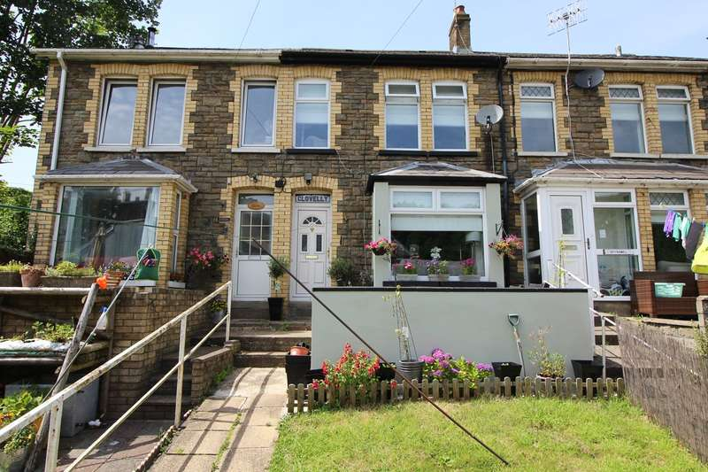 3 Bedrooms Terraced House for sale in Old Lane, Abersychan, PONTYPOOL, NP4