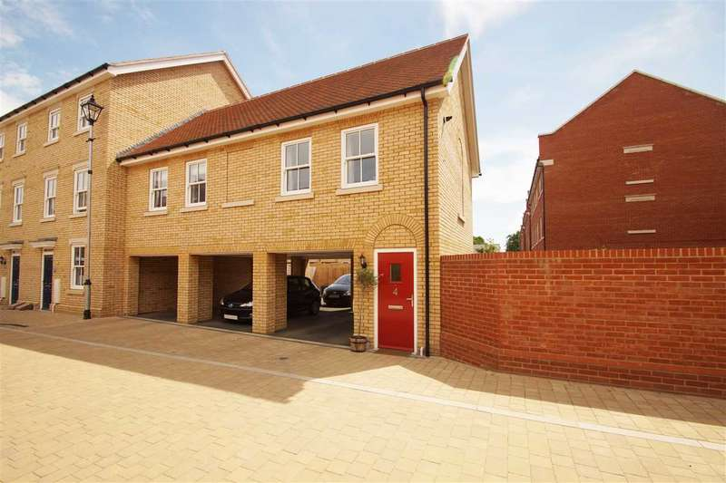 2 Bedrooms Property for sale in Blacksmith Lane, Colchester